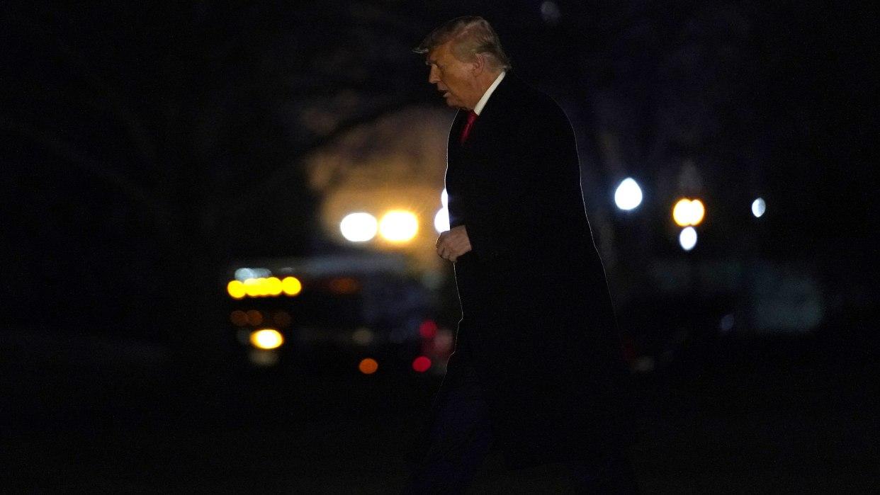 Los problemas legales del ciudadano Donald Trump