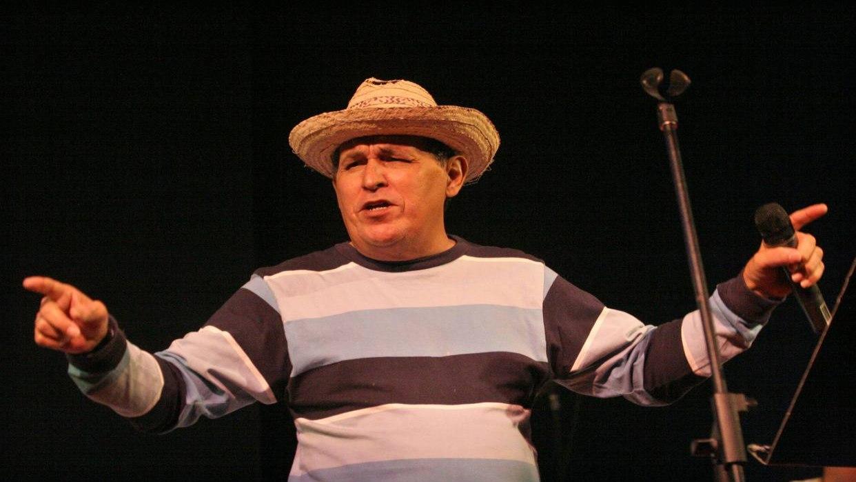 Mario Valdez: Gualberto Ibarreto en Puerto de Palos