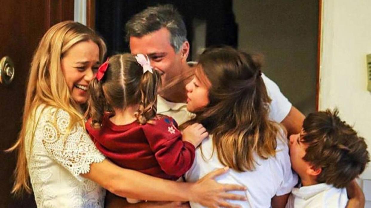 Leopoldo López y Lilian Tintori alquilan vivienda por 10 mil euros mensuales para vivir a cuerpo de rey en España