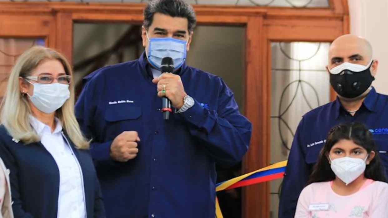 Presidente Maduro inauguró en Caracas el Centro Científico Nacional del Ozono