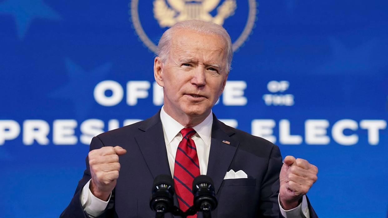 Biden firmará decretos desde el primer día, EEUU en alerta por posible violencia