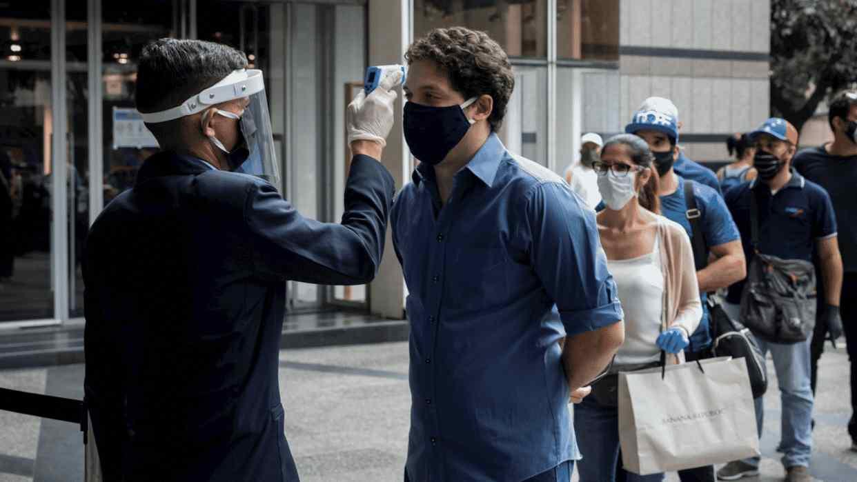 El país se acerca a los 120 mil casos por coronavirus