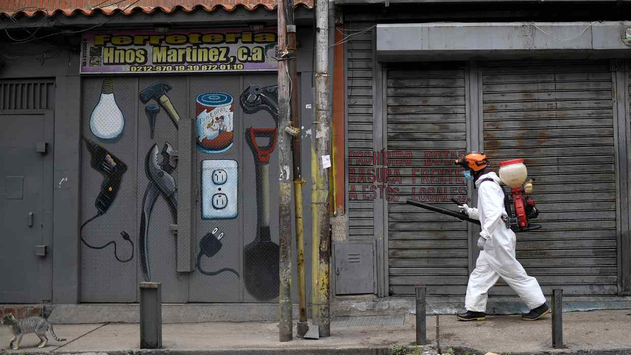 Venezuela inicia este lunes nueva semana de cuarentena radical