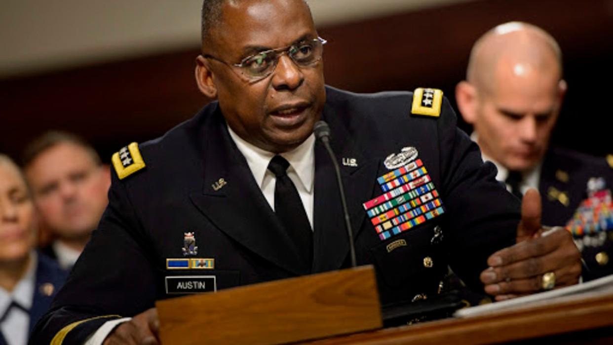 El Senado confirma a Austin como el primer jefe afro del Pentágono