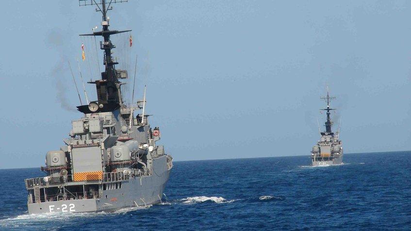 FANB inicia patrullaje de la Fachada Atlántica en medio de la disputa por el Esequibo