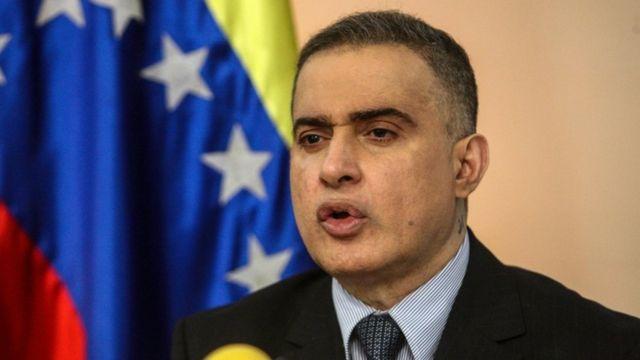 Fiscal general de la República consignará a la AN su informe de gestión 2020