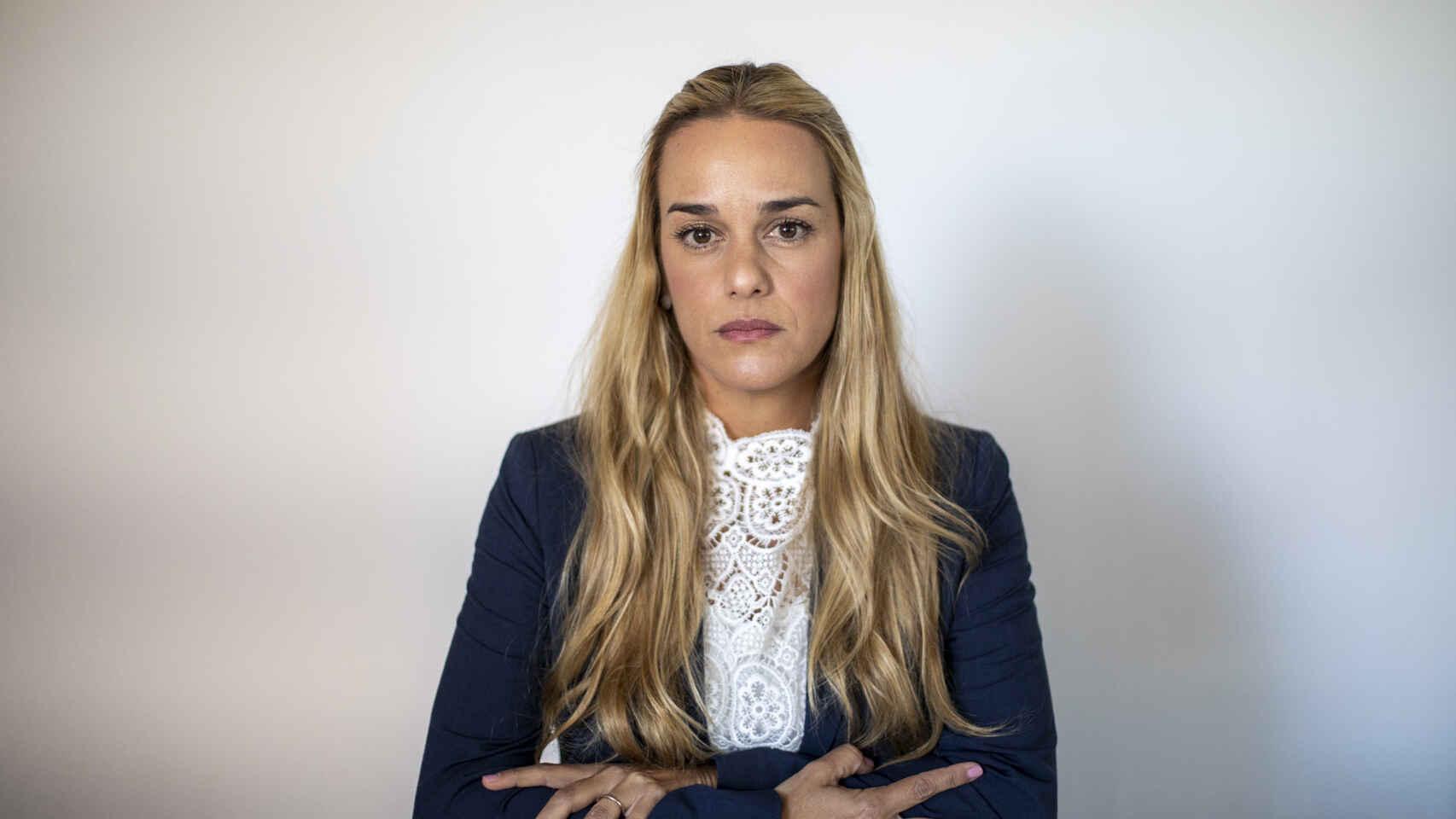 Lilian Tintori asegura que viven en España de las limosnas que le dan los venezolanos regados por el mundo