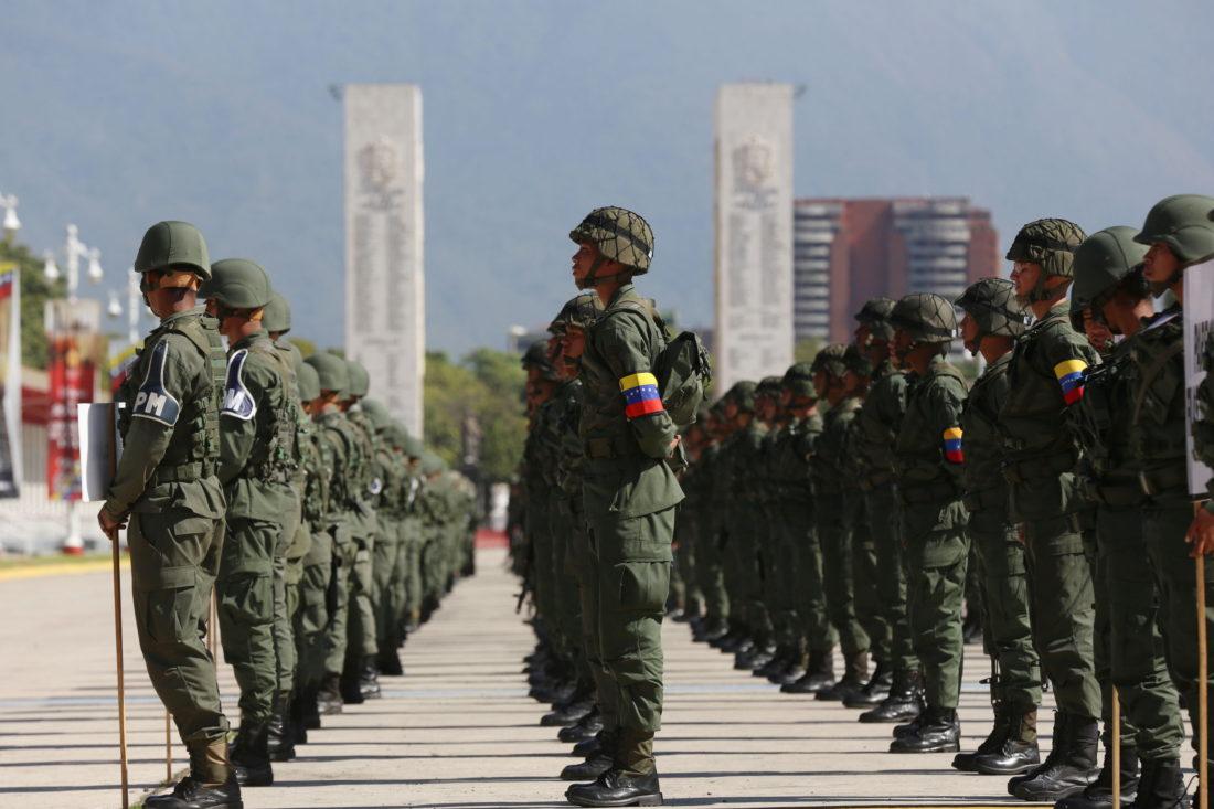 Ceofanb da inicio a ejercicio cívico-militar policial en homenaje a Chávez