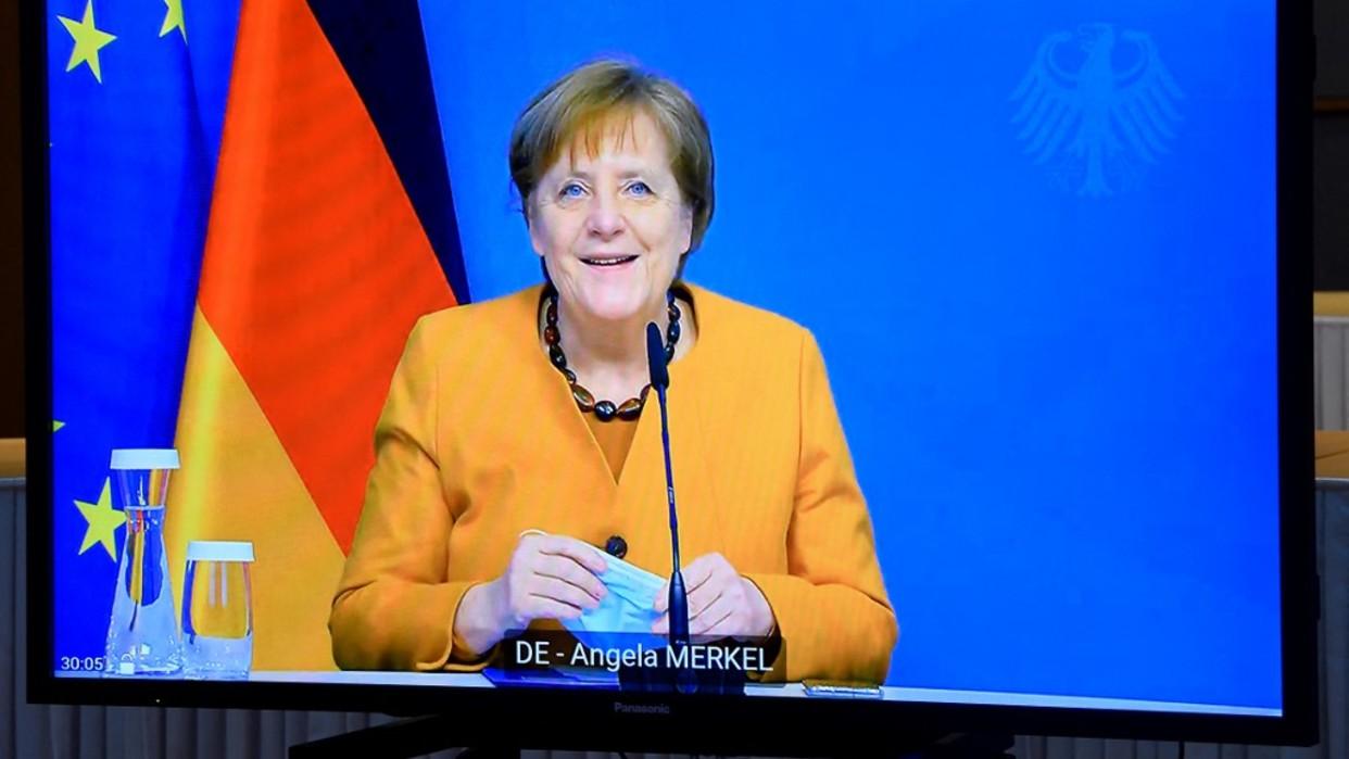Merkel advierte que la pandemia amenaza con hacer retroceder los logros de las mujeres