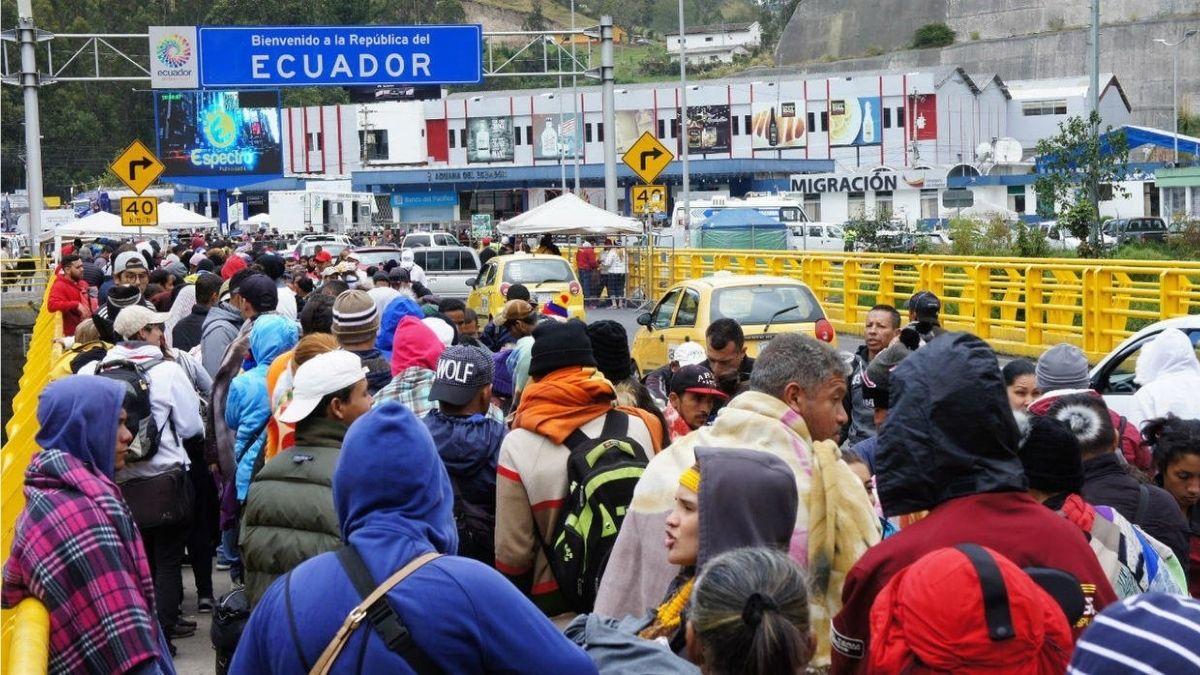 Xenofobia hacia venezolanos como recurso para encontrar culpables