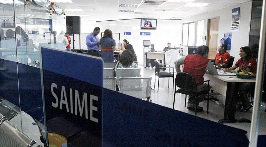 Más de 100 detenidos por gestionar documentos de identidad venezolanos