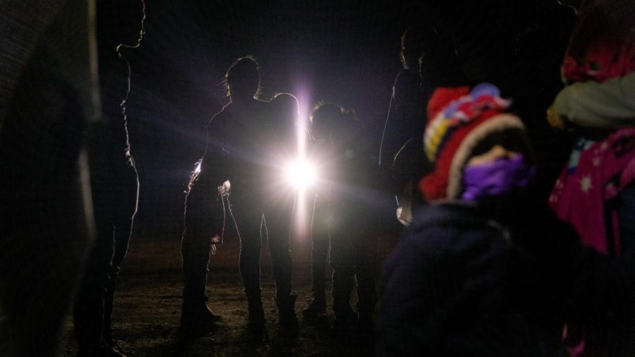 Las autoridades mexicanas han disuelto varias caravanas migratorias