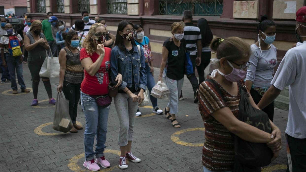 Carabobo es el estado que registra más casos comunitarios en las últimas horas