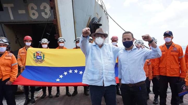Venezuela envía 20 toneladas en insumos de ayuda humanitaria a San Vicente y las Granadinas