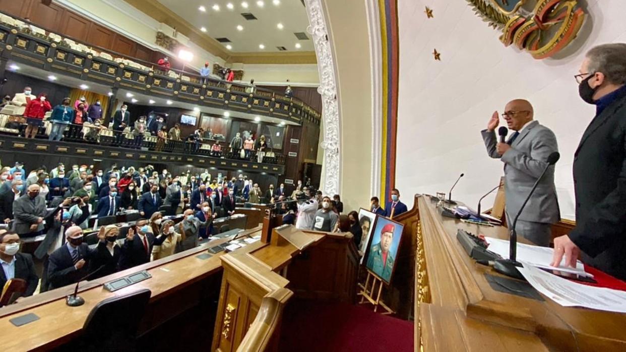 AN aprueba en primera discusión Proyecto de Ley Orgánica del Parlamento Comunal