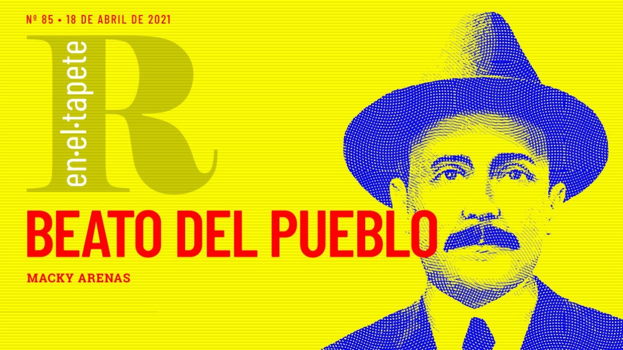 Revista En El Tapete: Beato del pueblo