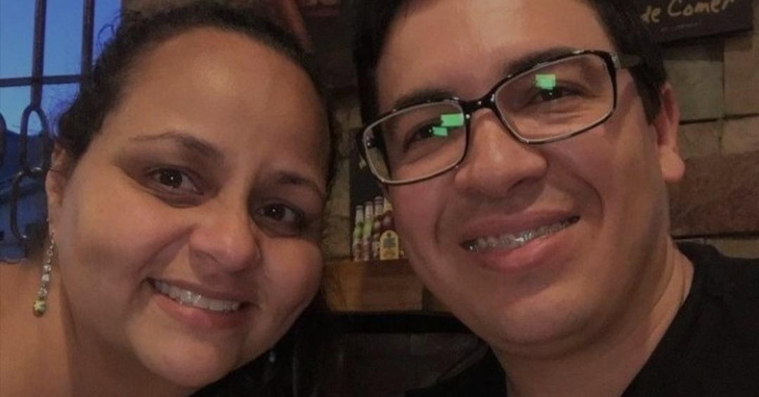 Los periodistas Víctor La Cruz y Zulimar González se encuentran hospitalizados por Covid-19 en Caracas
