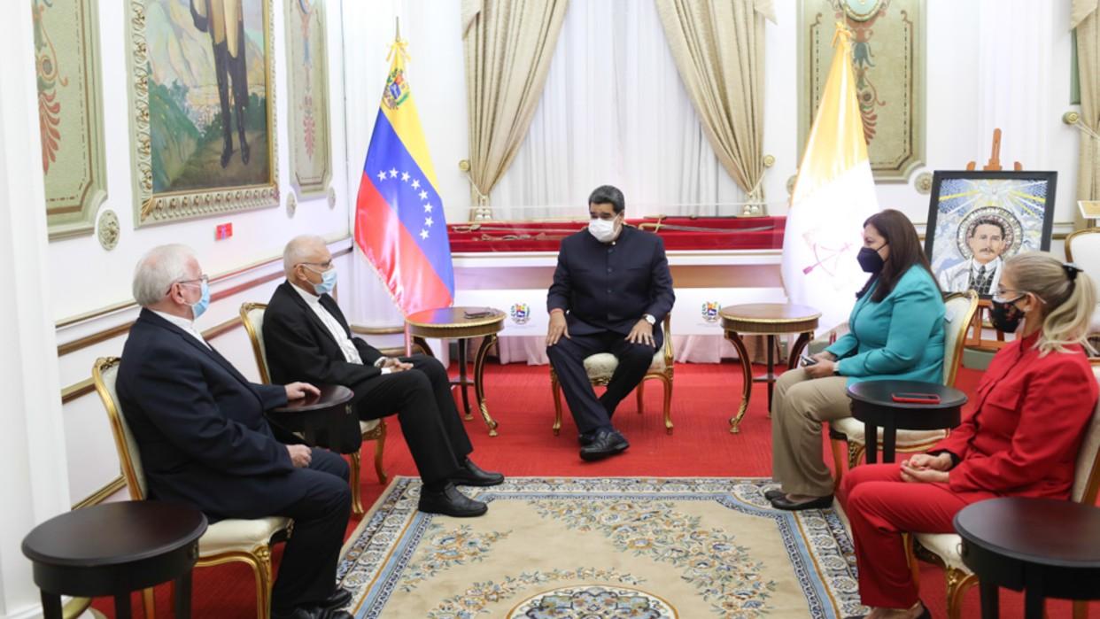 Presidente Maduro llamó a la unidad para consolidar la paz en Venezuela