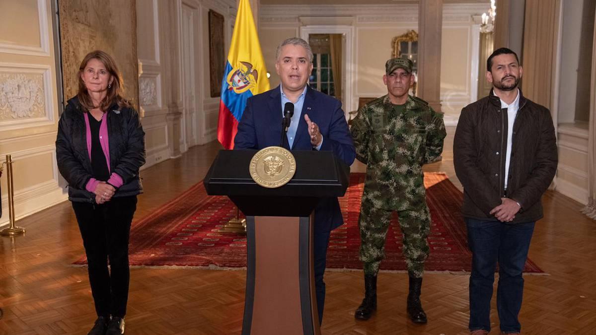 Duque sitiado por las protestas y las críticas a su manejo de la crisis en Colombia