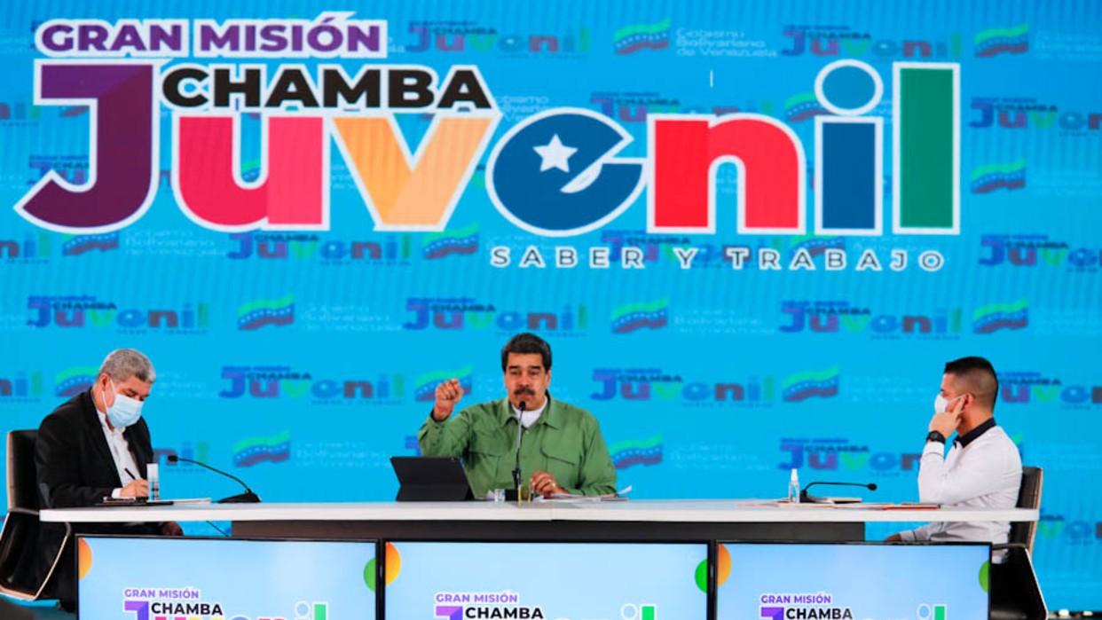 Presidente Maduro: Nuevo CNE fue dialogado con todos los sectores de la oposición