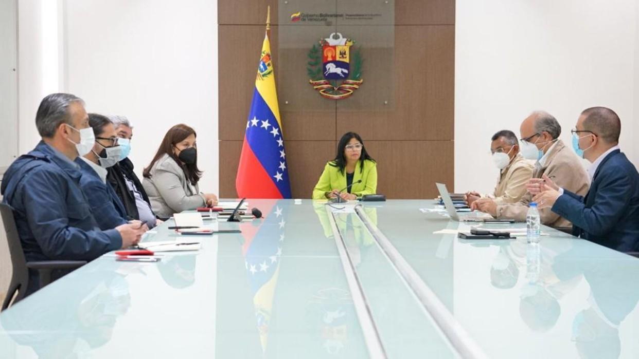 Vicepresidentes sectoriales evaluaron el inicio formal del período de lluvias en el país