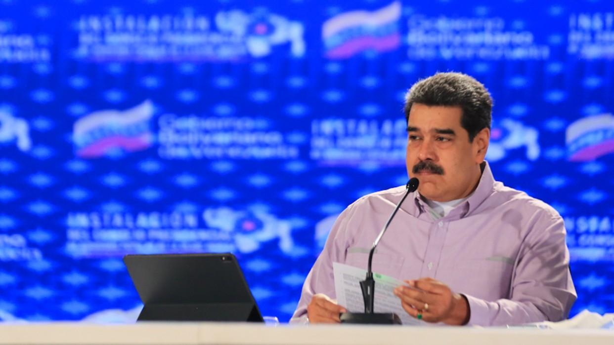 Presidente Maduro aprueba agenda de trabajo del Consejo de Gobierno de la clase obrera