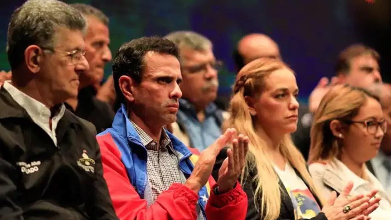 Estudio reveló quiénes son los dirigentes más impopulares de la oposición venezolana