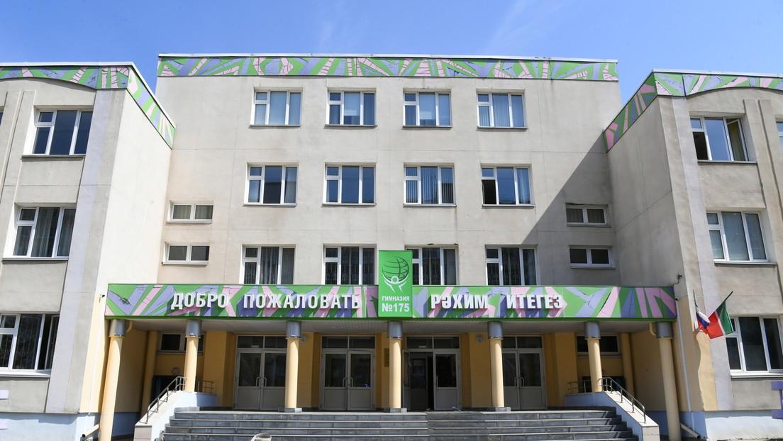 Putin instruyó endurecer de forma urgente el control civil de armas tras ataque a escuela de Kazán