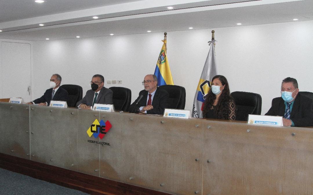 Autoridades electorales se declaran en sesión permanente para comicios conjuntos