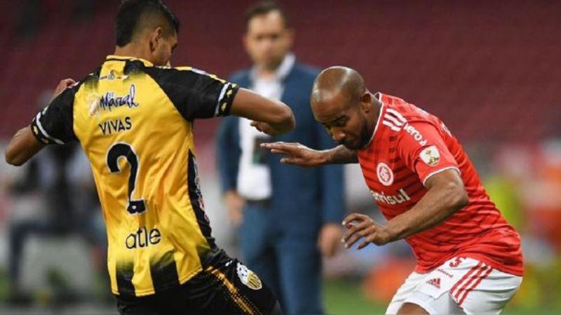 Deportivo Táchira logra valiosa victoria ante Porto Alegre en la  Libertadores