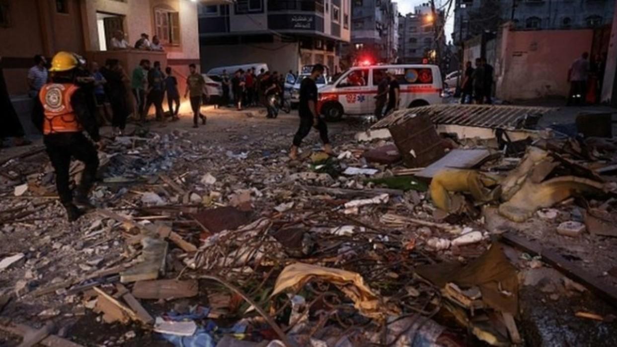 La UE pide evitar un conflicto más amplio entre Israel y Palestina