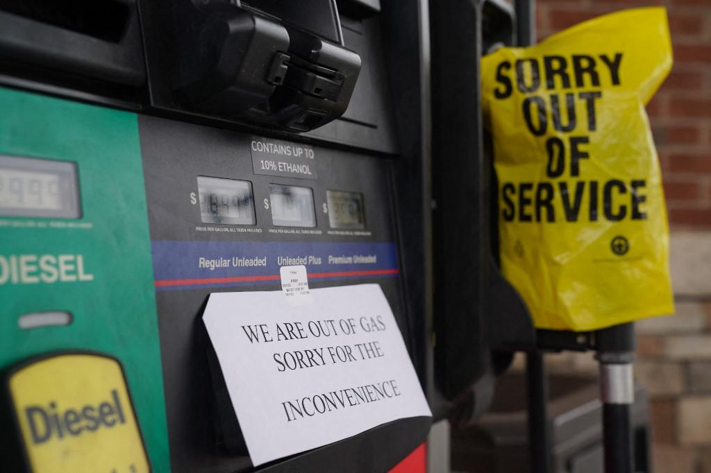 Los problemas de suministro de gasolina se agravan en Estados Unidos tras el ciberataque al gran oleoducto