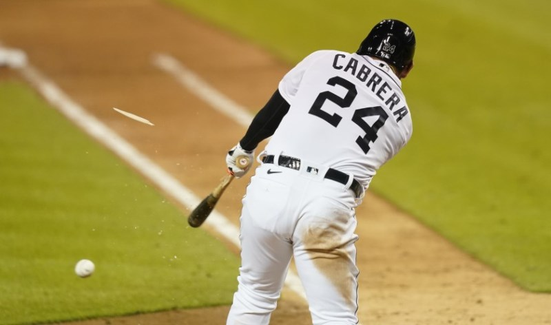 Miguel Cabrera se convirtió en el venezolano con más hits en la historia de la MLB