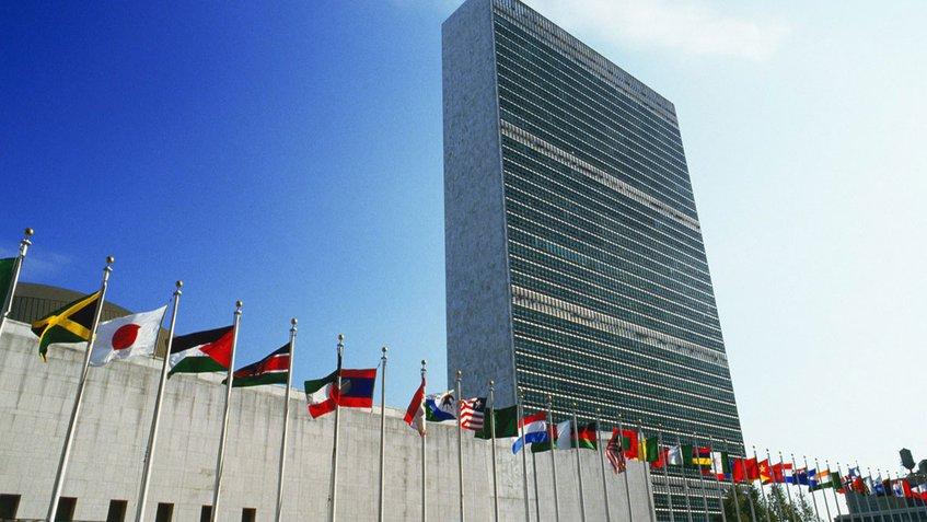 ONU denuncia daños de misiles israelíes en la franja de Gaza