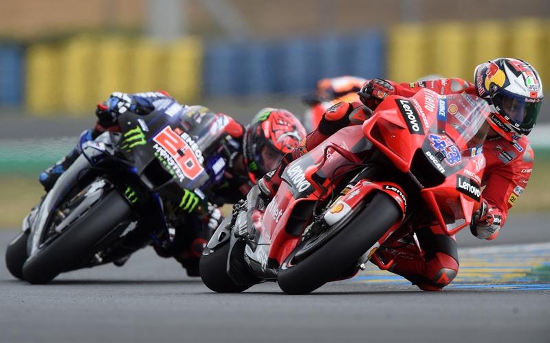 Jack Miller se adjudica la victoria en el Gran Premio de Francia de MotoGP
