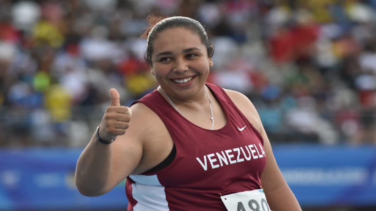 Rosa Rodríguez inscribe su nombre en los Juegos Olímpicos de Tokio