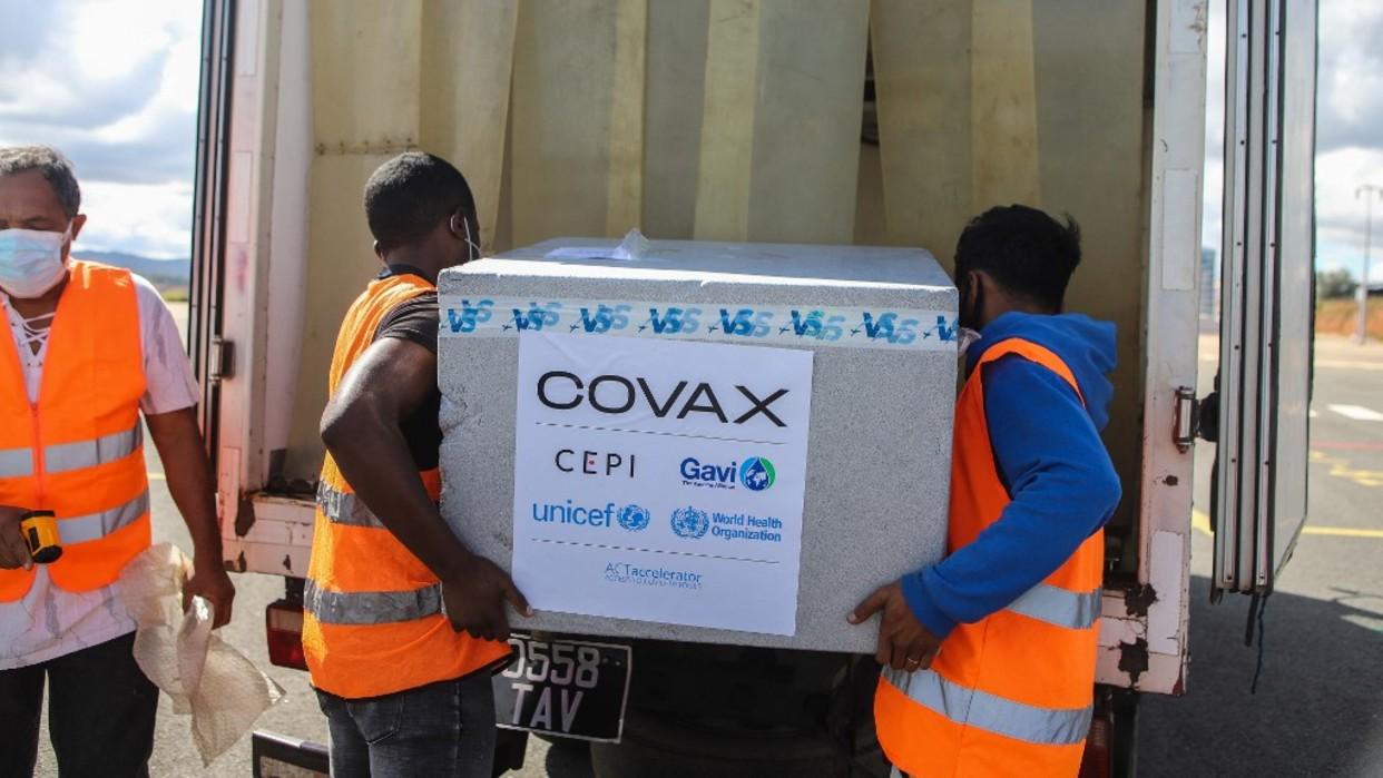 OPS: Covax enviará a Venezuela más tres millones de dosis chinas contra el Covid-19 desde este miércoles