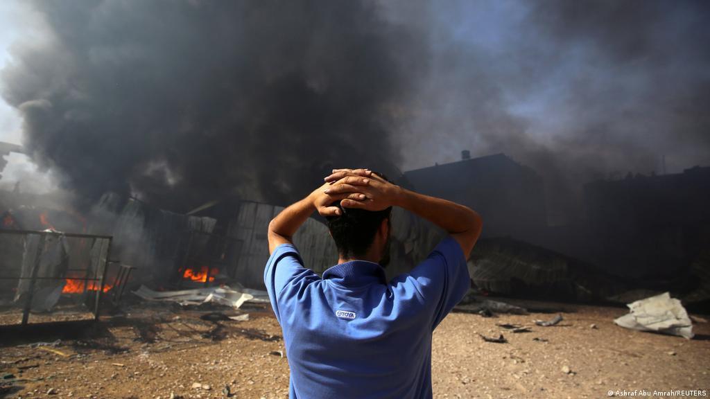 Cruz Roja pide acceso a Franja de Gaza para operaciones humanitarias