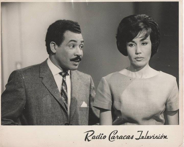 Murió la primera actriz Gladys Cáceres