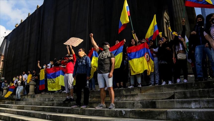 Gobierno de Colombia y Comité Nacional del Paro se reúnen este lunes