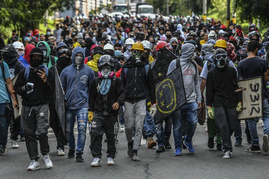 Continúan movilizaciones en Colombia ante desacuerdos con el Gobierno de Iván Duque
