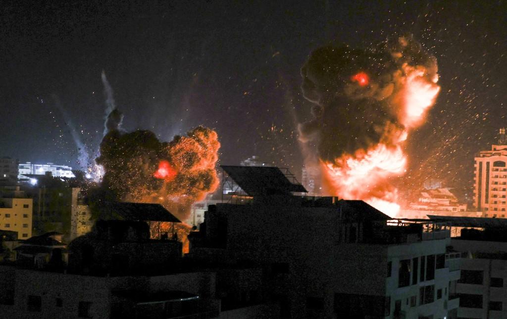 Reportan dos muertos en Israel tras disparos de cohetes desde Gaza