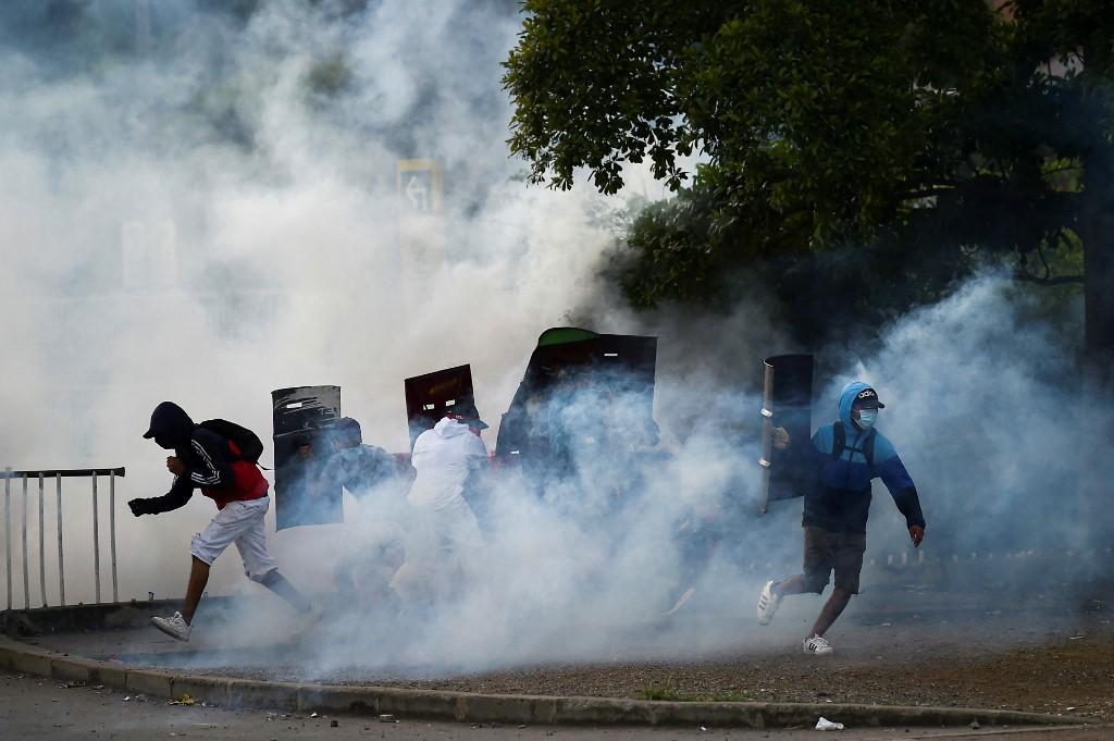 Protestas se agudizan en Colombia tras dos nuevas muertes en 48 horas
