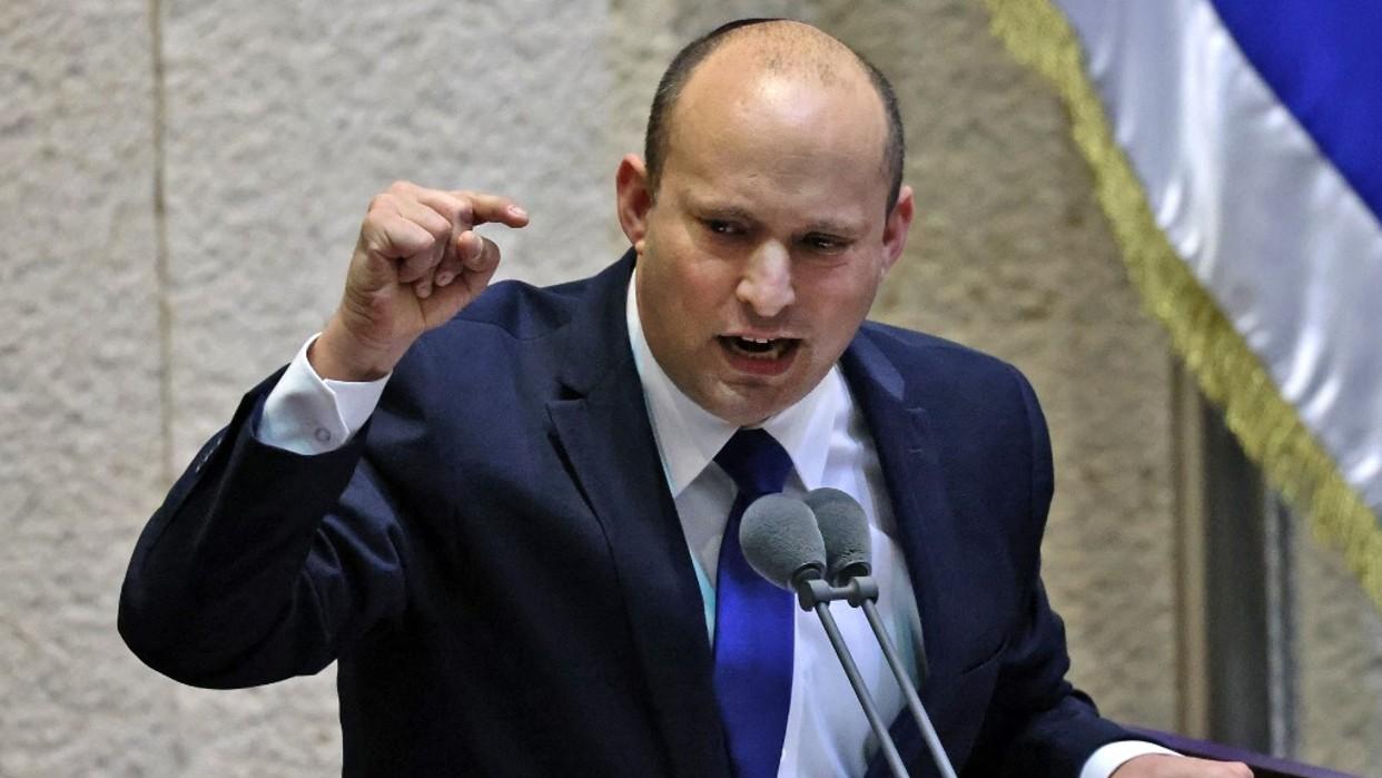 Naftali Bennett destronó a Benjamin Netanyahu como primer ministro israelí