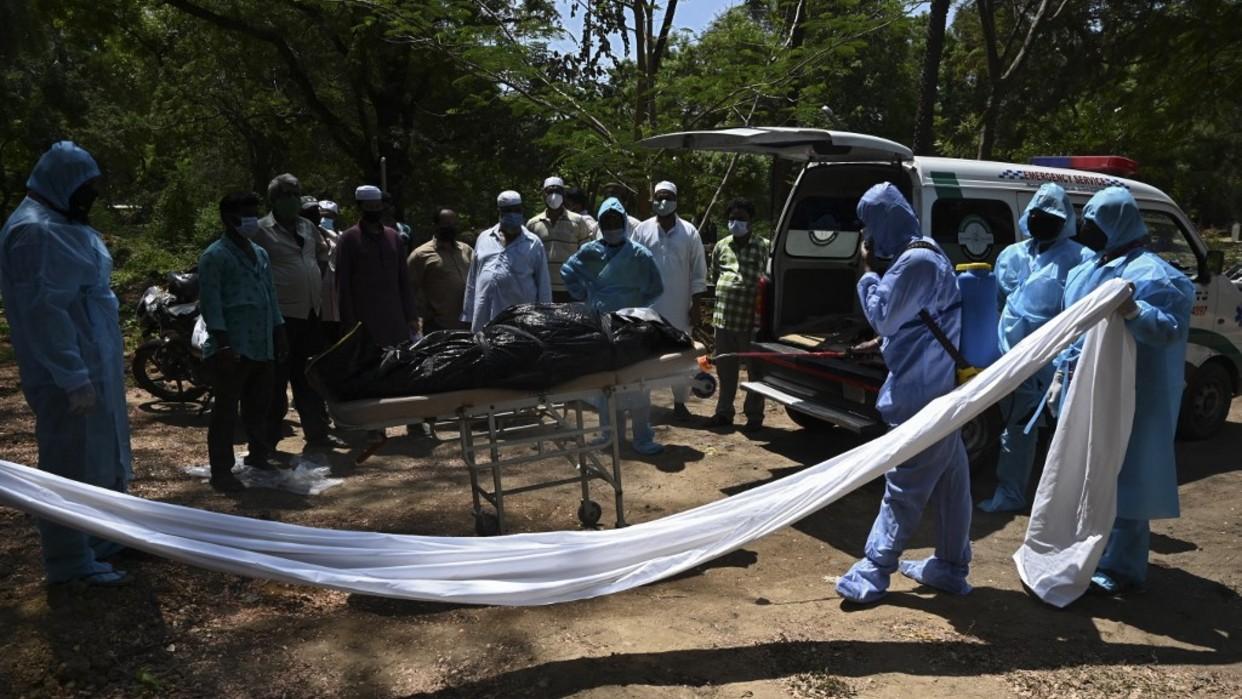 Último balance de Covid-19 registra 3.797.342 muertos en el mundo