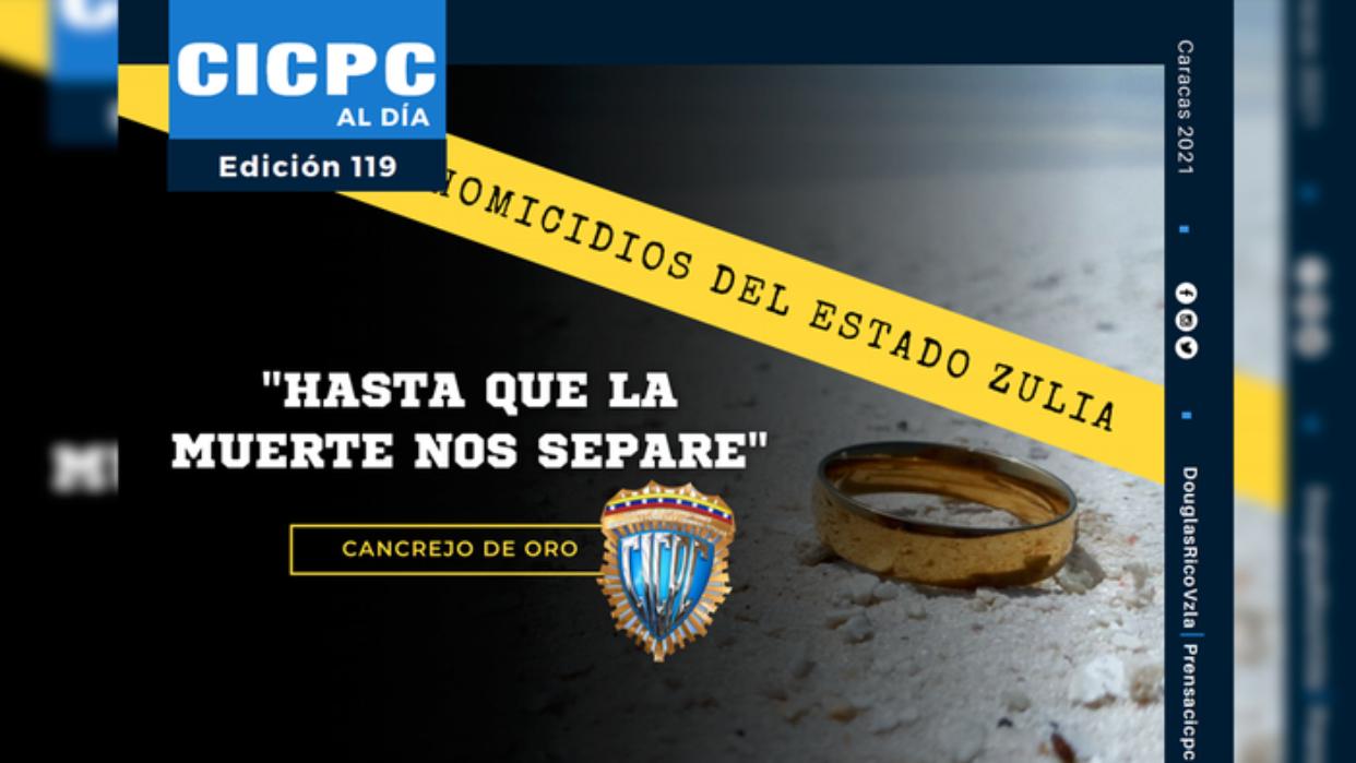 Revista Cicpc Al Día destaca su labor en pro de la paz y la seguridad ciudadana