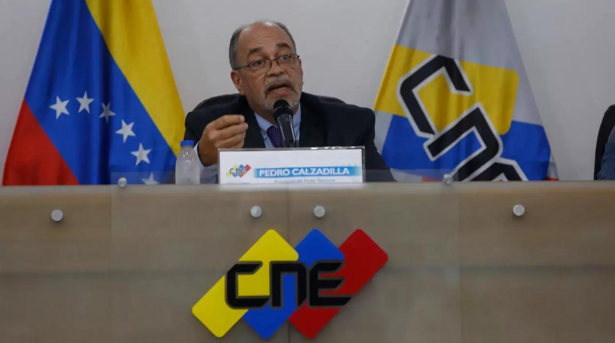 Presidente del CNE confía en que auditoría al sistema propiciará el entendimiento