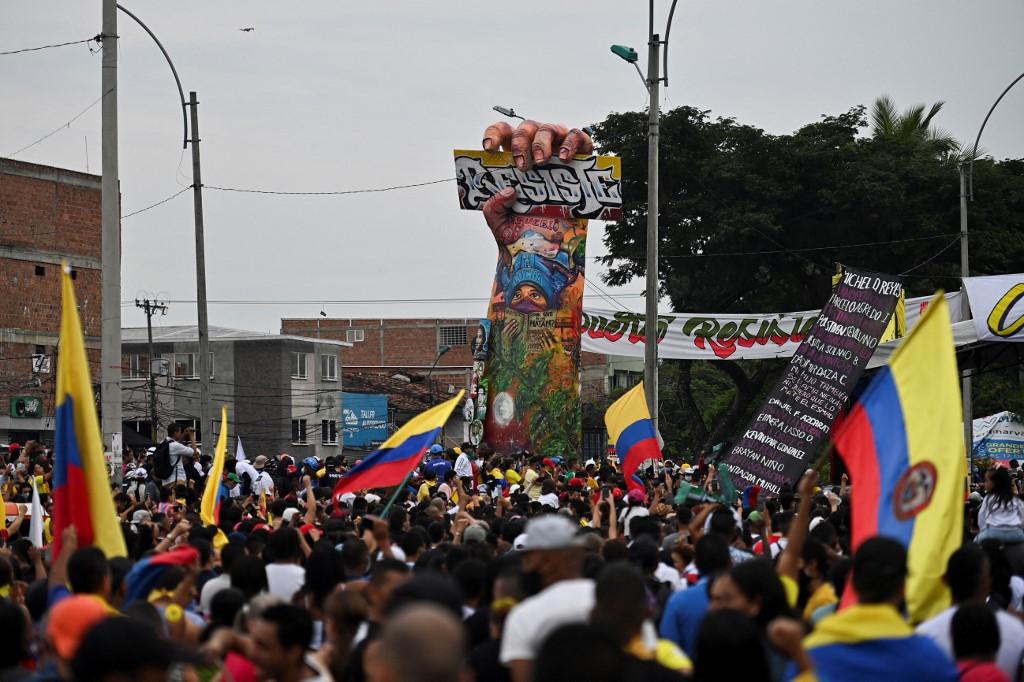 Comité Nacional de Paro suspende hasta el 20 de julio las movilizaciones en Colombia