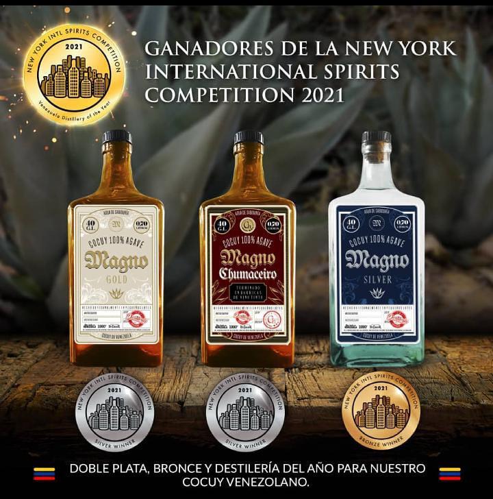 El Cocuy Venezolano es galardonado en New York