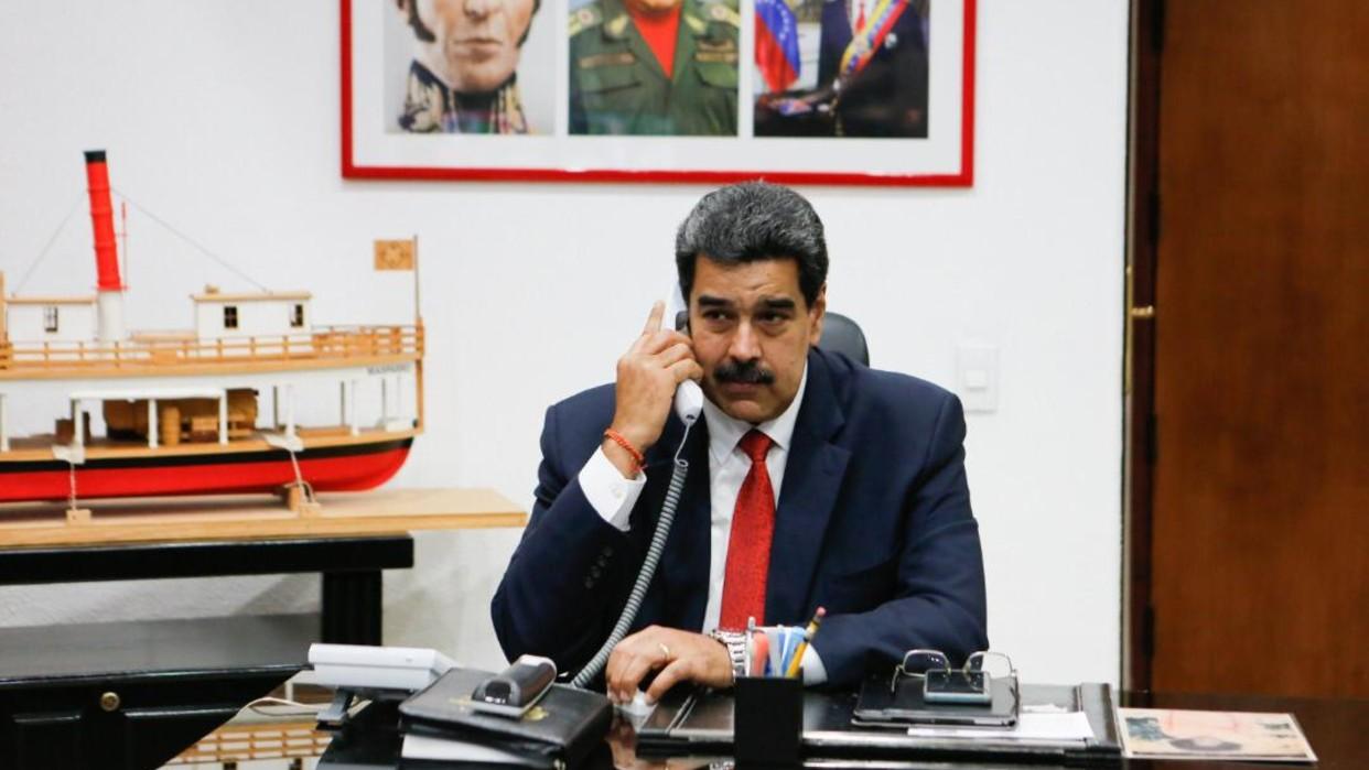 Presidente Maduro sostuvo conversación telefónica con nuevo presidente de Irán Seyed Ebrahim Raisi